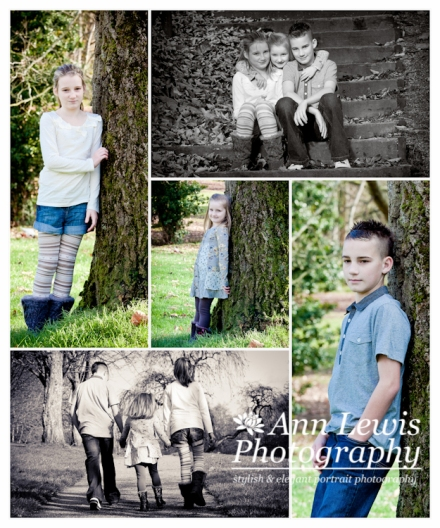 portrait photography in the park