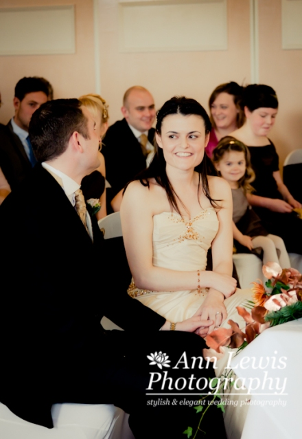 Amanda & Luke Wedding Day