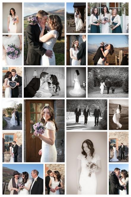 Wedding Photographer Cardiff at Glangrwyney Court, Crickhowell